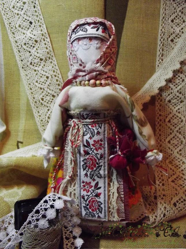 Кукла берегиня своими руками мастер 47